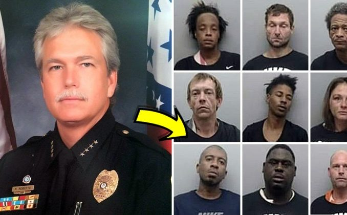 Liberals Outraged When They See What Sheriff Forces Inmates To Wear For Mugshots