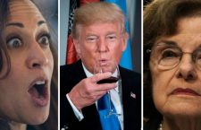 After Voting 'NO' On Kavanaugh, Trump Hits Feinstein & Harris With Epic Payback