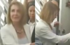 """Get The F*** Out Of Here!"": Pelosi Cornered By FL Mob, Sent Scurrying For Cover"
