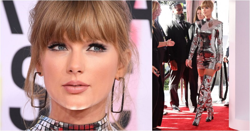 Taylor Swift Attends AMA Awards As New Democratic Darling & Boy Does She Regret It