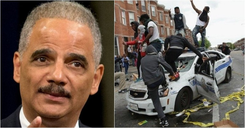 Eric Holder Plans Violent Attacks On Republicans — Here's What You Need To Know