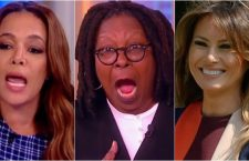 Whoopi & Sunny Viciously Attack Melania: She Has 'No Friends,' Get Epic Smackdown