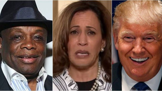 Willie Brown -- Kamala Harris cannot beat Donald Trump