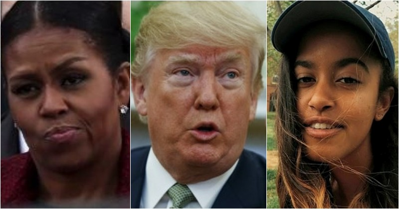 'It's Not a Reality Show': Michelle Bashes Trump After Daughters 'Privilege' Exposed
