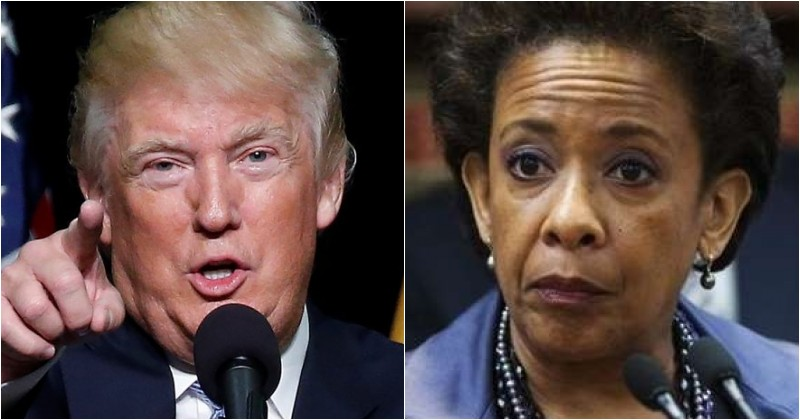 Bogus FISA Requests To Spy On Trump Were Signed By Loretta Lynch, She Regrets It