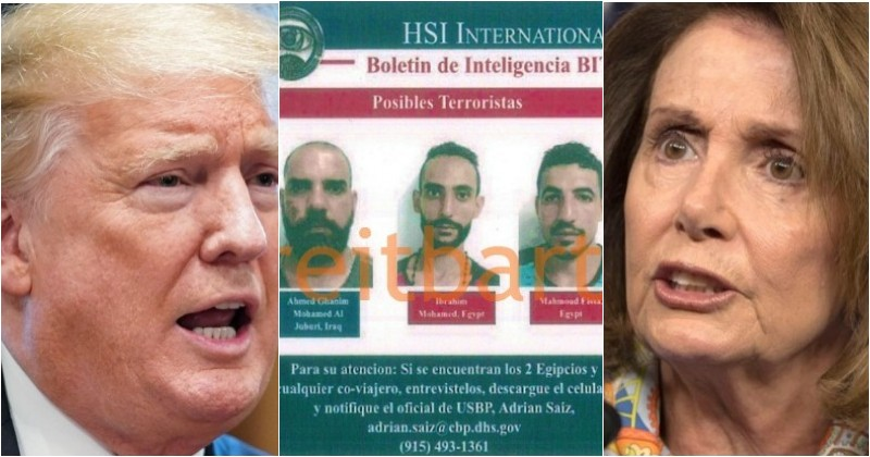 ISIS-Linked Terrorists Headed To Southern Border & Nancy's Worried About ICE Raids (Opinion)